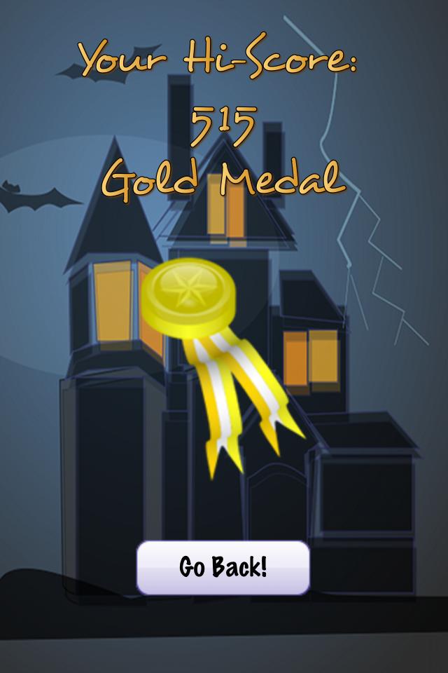 Screenshot Finger vs Halloween Monster: Fun game for kids and grownups
